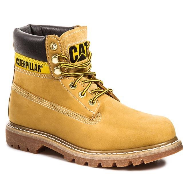 ecd8c7c97 Ботинки Caterpillar 306831 COLORADO женские, цвет желтый, рус. размер 37  Изображение 1 -