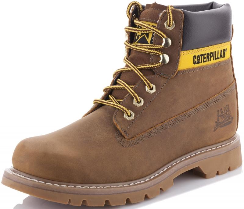 Ботинки Caterpillar 720330 COLORADO мужские, цвет коричневый, размер 41  Изображение 1 - купить в 87c540d23a9
