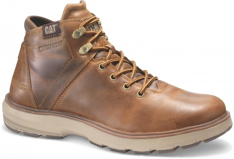 Ботинки Caterpillar 722924 FACTOR WP TX мужские, цвет коричневый, размер 41  Изображение 1 - a5b9a3d99af