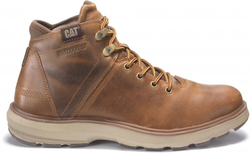 Ботинки Caterpillar 722924 FACTOR WP TX мужские, цвет коричневый, размер 41  Изображение 3 - 1f97663b7af