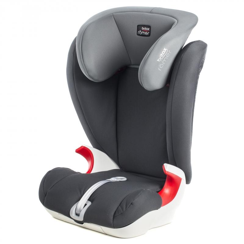 Автокресло Britax Roemer Kidfix SL Storm Grey Trendline — купить в интернет-магазине ОНЛАЙН ТРЕЙД.РУ