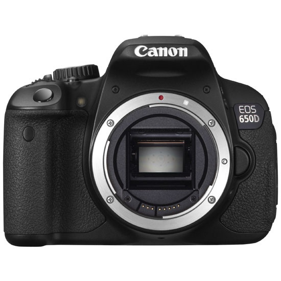 Зеркальный фотоаппарат Canon EOS 650D Double kit 18-55 IS II + 55-250 IS...