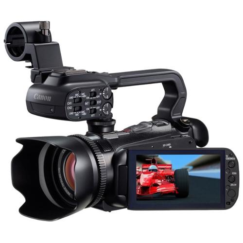 Отзывы, обзоры, тесты, сравнение цифровой видеокамеры Canon LEGRIA HV40 - onliner.by