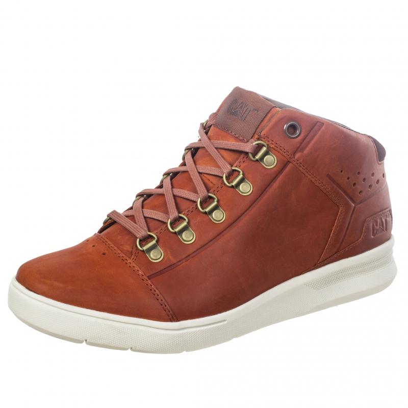 Ботинки Caterpillar 722809 KASSIAN мужские, цвет рыжий, размер 41  Изображение 1 - купить в d4a6e686619