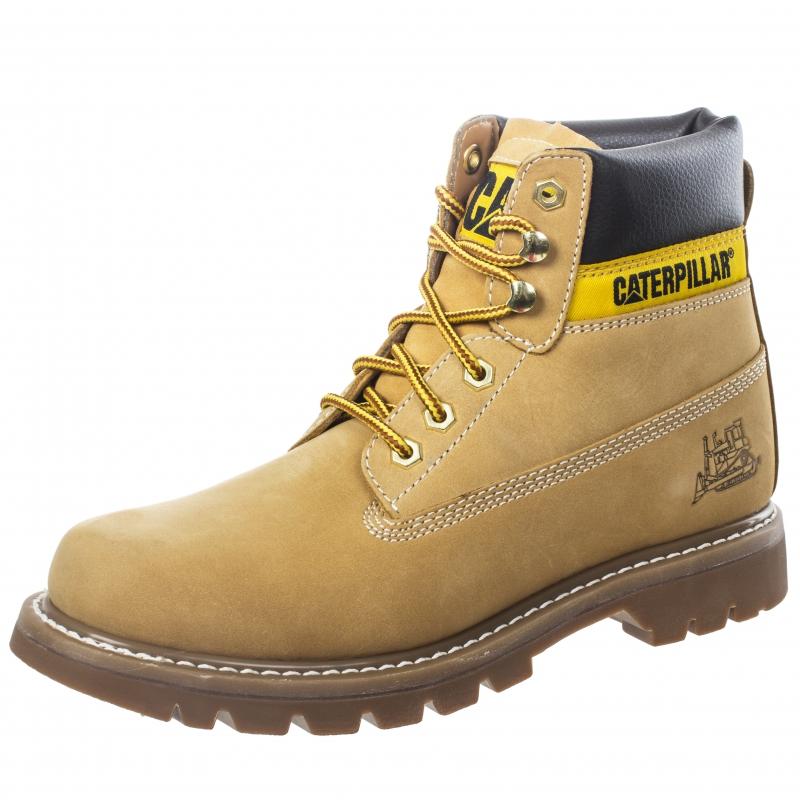 Ботинки Caterpillar COLORADO Men s Boots 44100 мужские, цвет желтый, рус.  размер 44 Изображение ef1d73bb87e