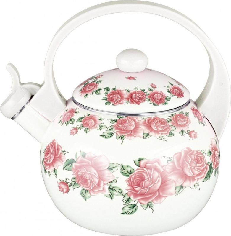 Чайник эмалированный Winner WR-5121, 2 л — купить в интернет-магазине ОНЛАЙН ТРЕЙД.РУ