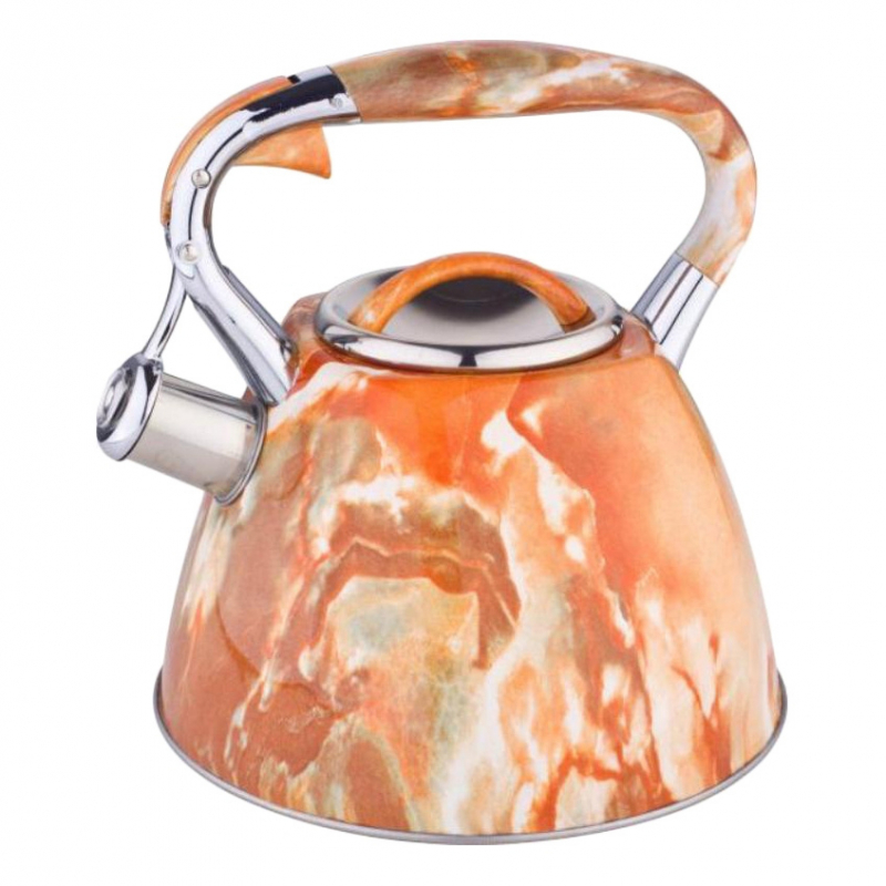 Чайник металлический Winner WR-5041, 3 л- низкая цена, доставка или самовывоз по Екатеринбургу. Чайник металлический Winner WR-5041, 3 л купить в интернет магазине ОНЛАЙН ТРЕЙД.РУ
