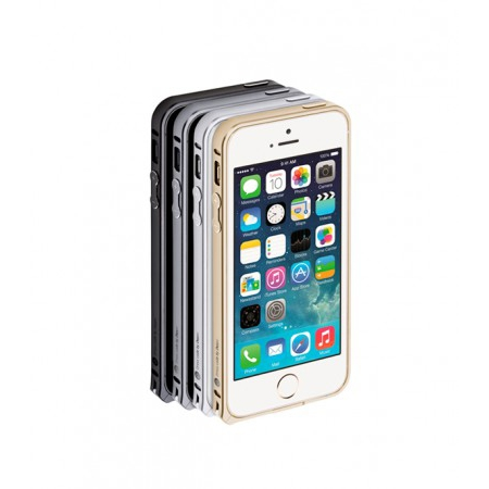 Че�олбампе� deppa alum bumper для apple iphone 55s