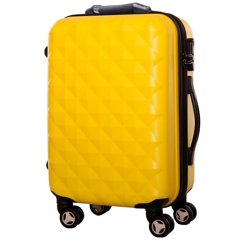 972a237e566e Чемодан PROFFI TOUR 42 л., ABS-пластик., желтый — купить в интернет ...