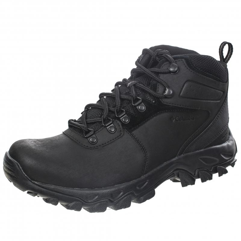 16121ac46c60 Ботинки Columbia 1594731 NEWTON RIDGE™ PLUS II WATERPROOF мужские, цвет  черный, размер 39