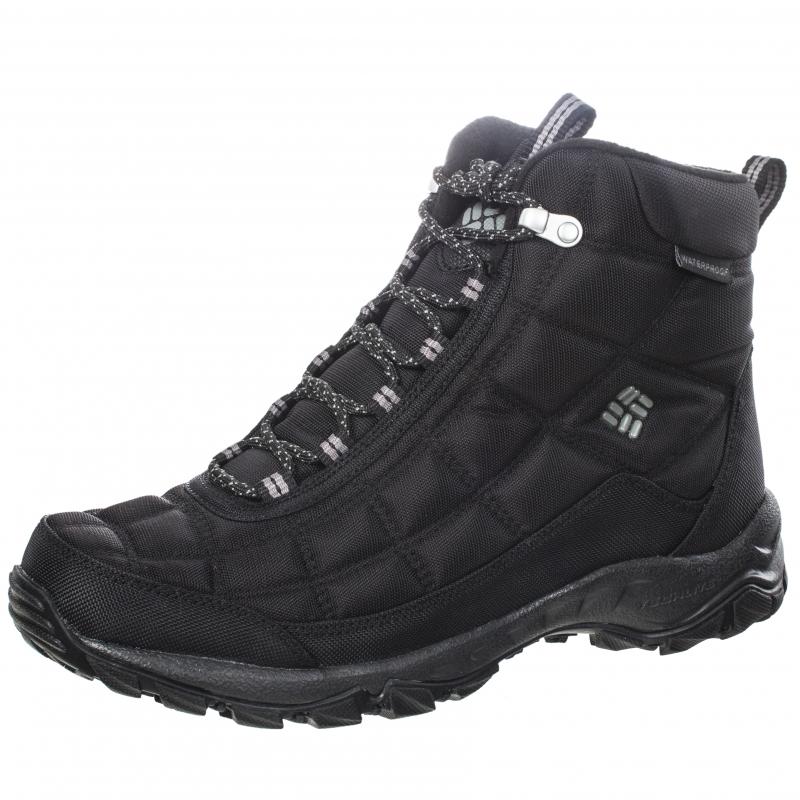 bda7fdaaab80 Утепленные ботинки Columbia 1672881 FIRECAMP™ BOOT мужские, цвет черный,  размер 39 Изображение 1