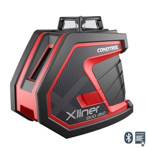Лазерный нивелир CONDTROL XLINER DUO 360 в Светлом