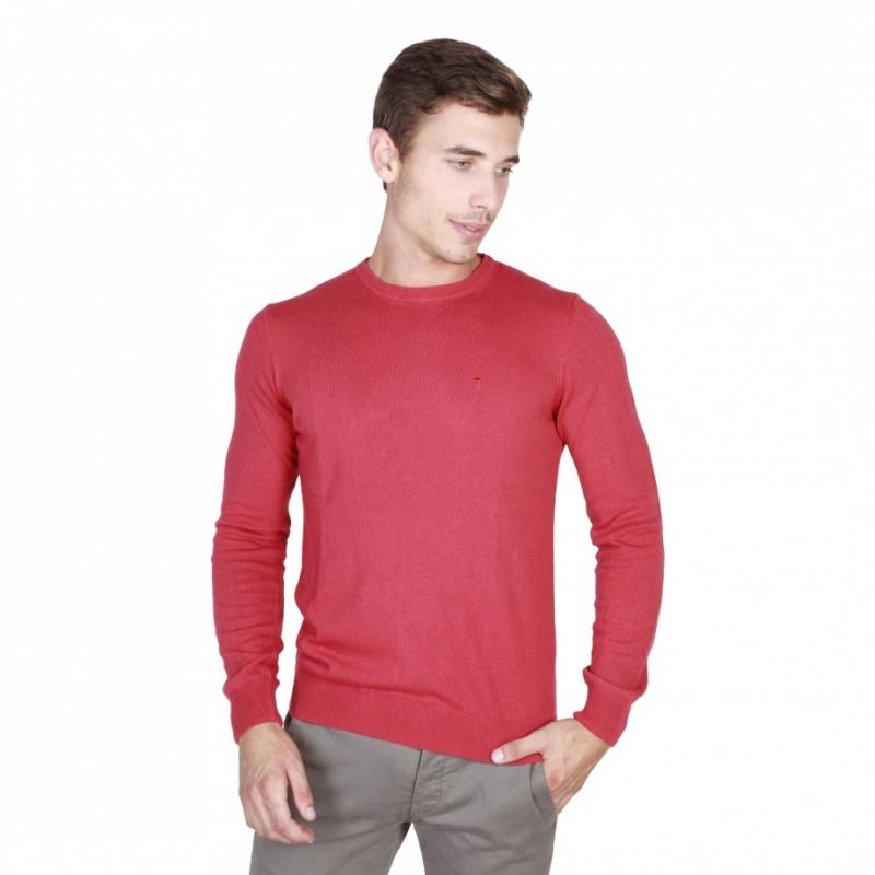 9c0739d0eca6 Джемпер Trussardi 32M39INT_13 мужской, цвет красный, размер L ...