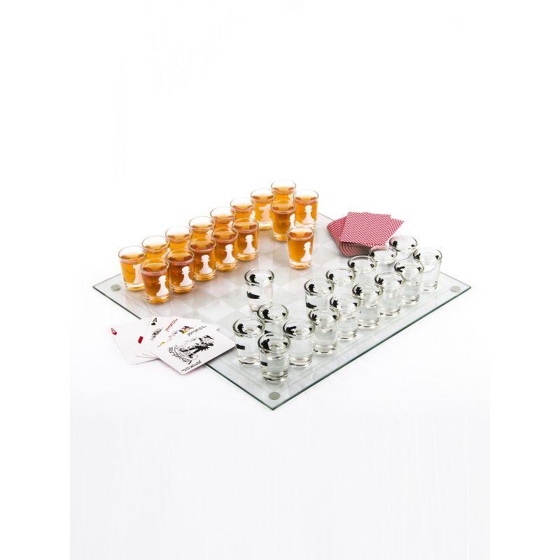 Игровой набор ЭВРИКА шахматы со стопками, шашки, карты 89784 Эврика - купить в интернет-магазине ОНЛАЙН ТРЕЙД.РУ в Ижевске.