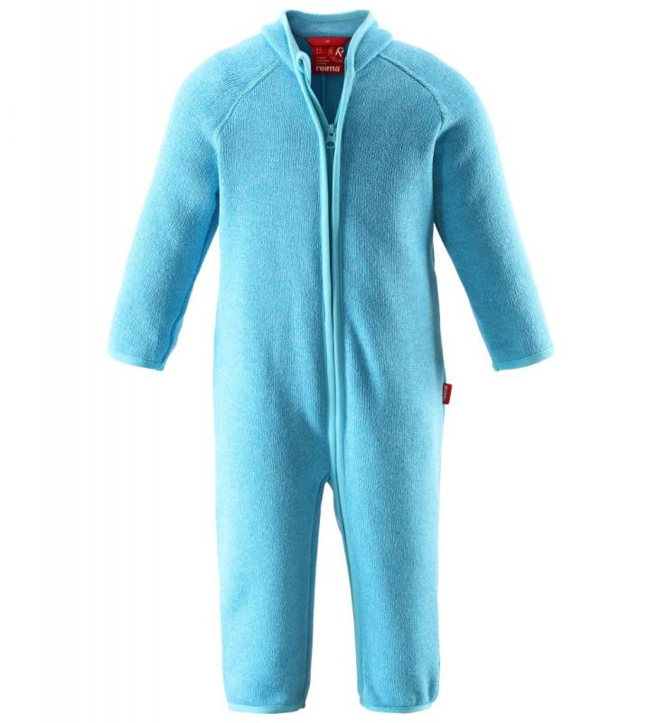 f269d438abc8 Флисовый комбинезон REIMA Tahti для мальчика, цвет голубой, размер 74