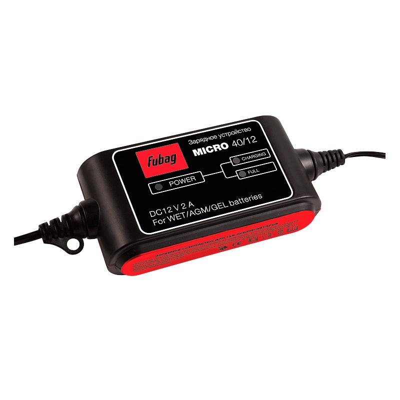 Зарядное устройство FUBAG MICRO 40/12 — купить в интернет-магазине ОНЛАЙН ТРЕЙД.РУ
