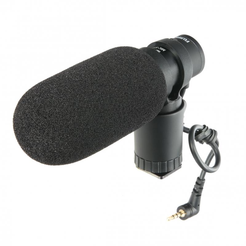 Репортажные микрофоны для фотокамер