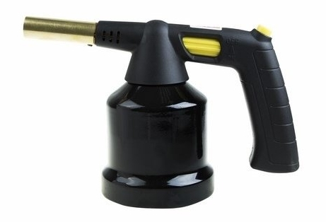 Газовая паяльная лампа REXANT GT-28 с пьезоподжигом — купить в интернет-магазине ОНЛАЙН ТРЕЙД.РУ
