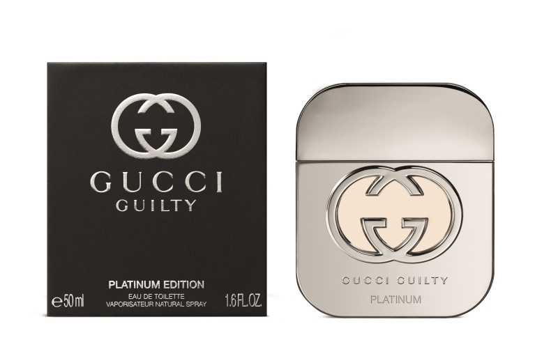 Подарочные наборы косметики и парфюмерии · Женская туалетная вода Gucci  Guilty Platinum, 50 мл f90734d8207