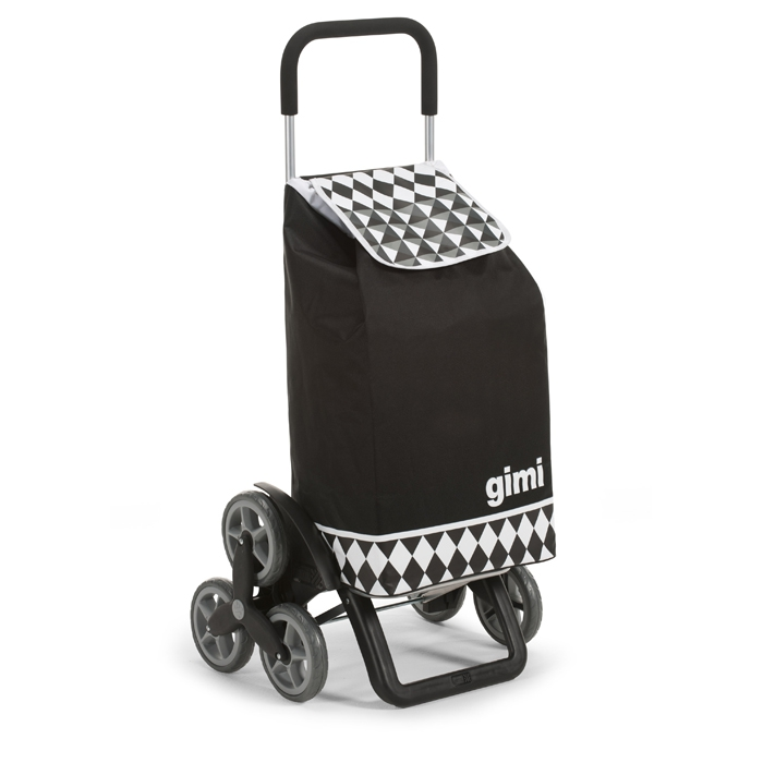 8c57082f8154 Сумка тележка GIMI TRIS Optical (черный) — купить в интернет ...