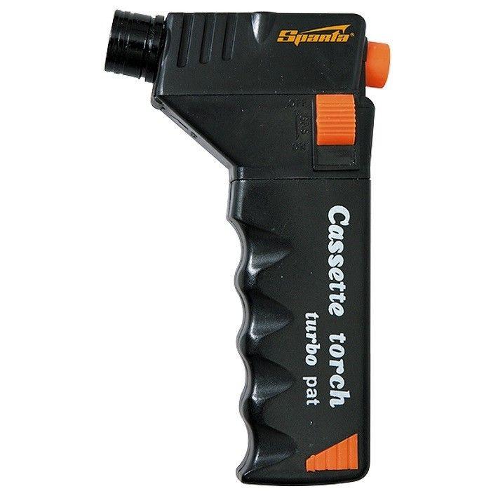 Горелка газовая кассетная ТУРБО 110 мм, SPARTA 914305 — купить в интернет-магазине ОНЛАЙН ТРЕЙД.РУ