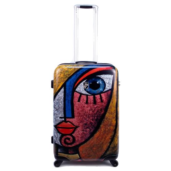 Чемоданы hey usa чемоданы ванлима киев