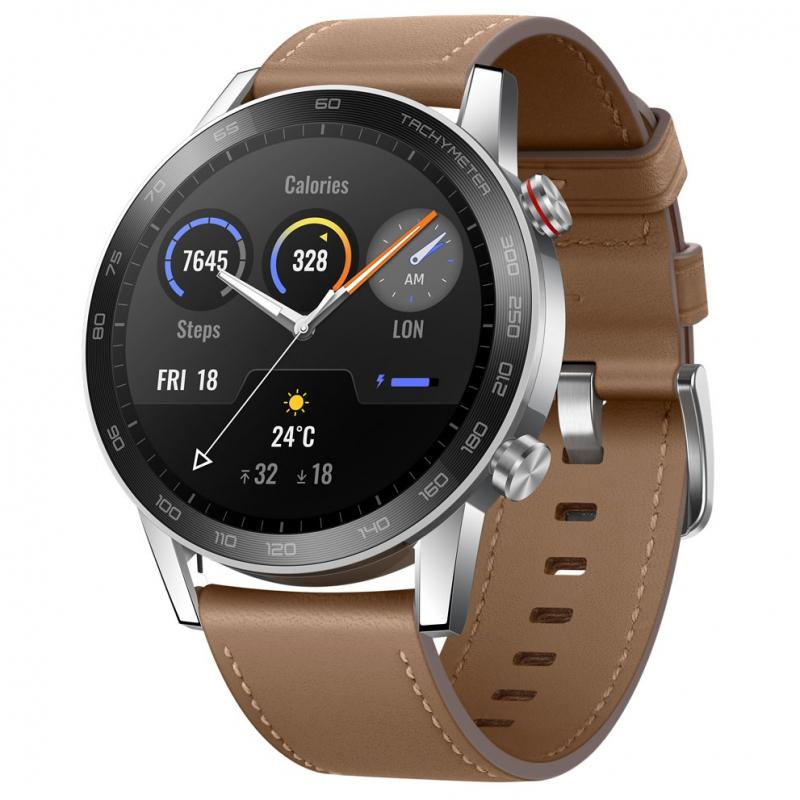 Смарт-часы Honor Watch Magic 2 46мм Brown — купить в интернет-магазине ОНЛАЙН ТРЕЙД.РУ