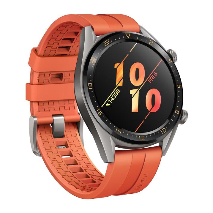 Смарт-часы Huawei Watch GT Orange 46 mm — купить в интернет-магазине ОНЛАЙН ТРЕЙД.РУ