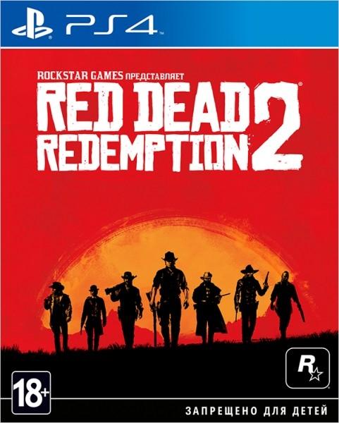 f25a03608247 Игра Red Dead Redemption 2 для PS4 (RDR2) Изображение 1 - купить в интернет