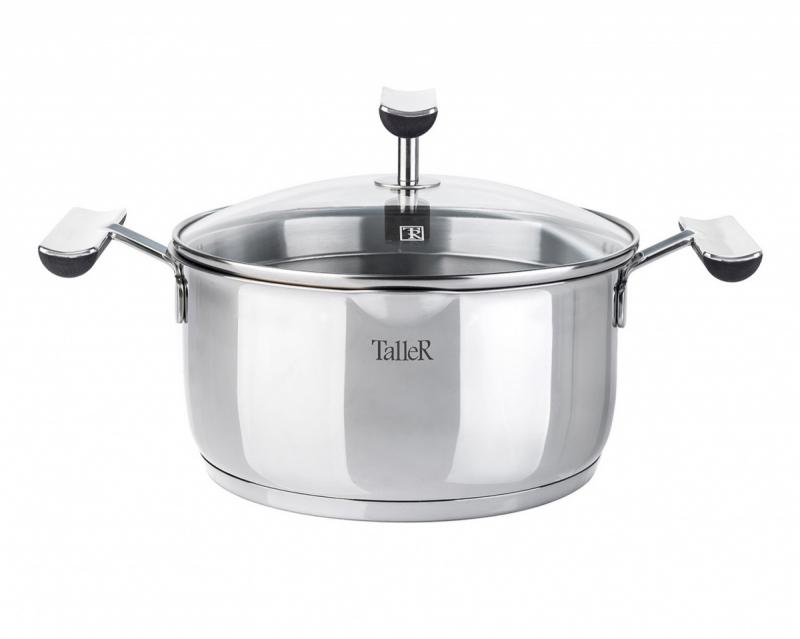 Кастрюля TalleR TR-17247, 3,0 л — купить в интернет-магазине ОНЛАЙН ТРЕЙД.РУ