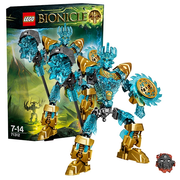 Lego bionicle 71312 инструкция