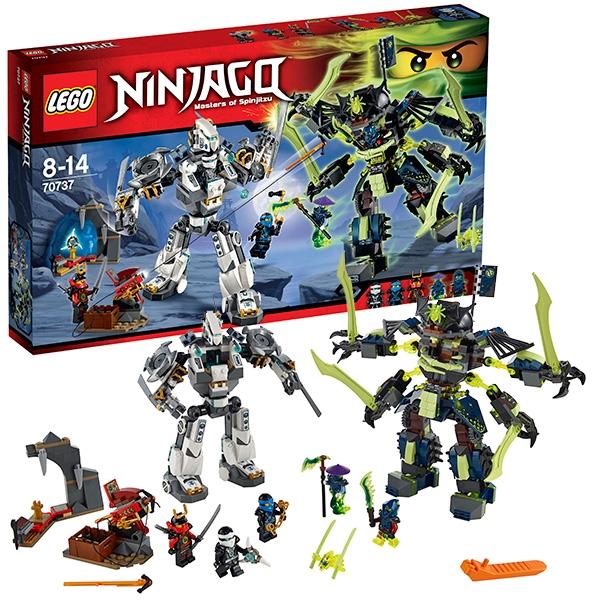 Лего нинзяго последняя битва инструкция