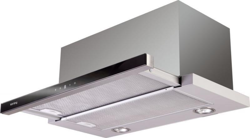 Кухонная вытяжка Korting KHP 6772 GN — купить в интернет-магазине ОНЛАЙН ТРЕЙД.РУ