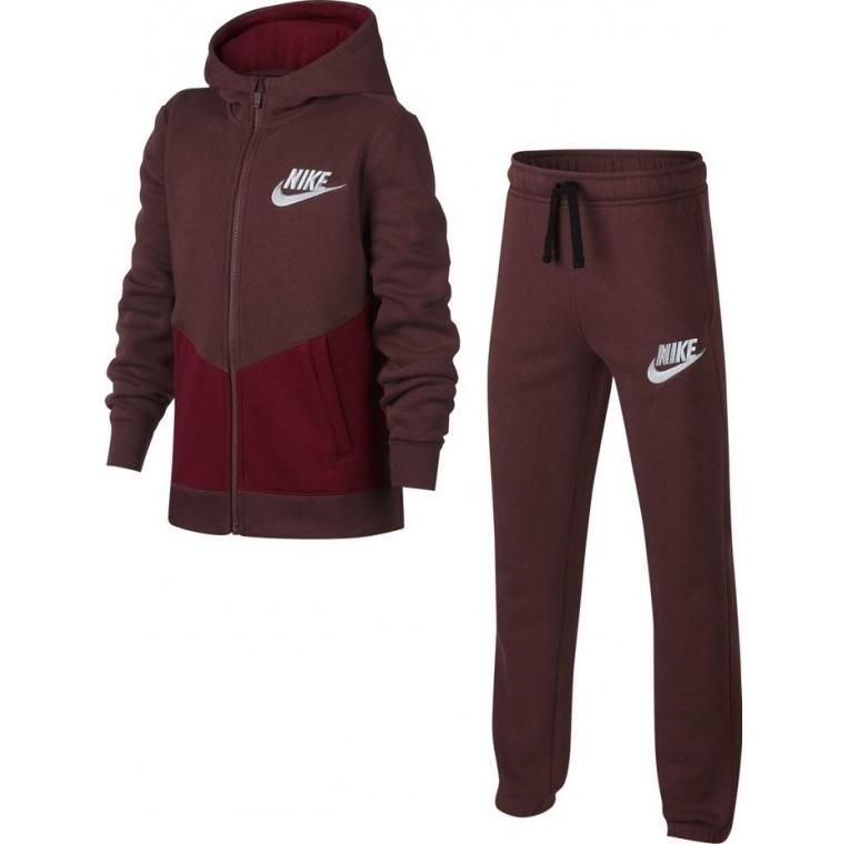 b340c15e Спортивный костюм Nike TRK SUIT 856205-619 для девочки, цвет ...