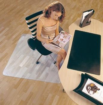 Коврик напольный Floortex FC1212119ER квадратный для паркета/ламината Поликарбонат 120х120см — купить в интернет-магазине ОНЛАЙН ТРЕЙД.РУ
