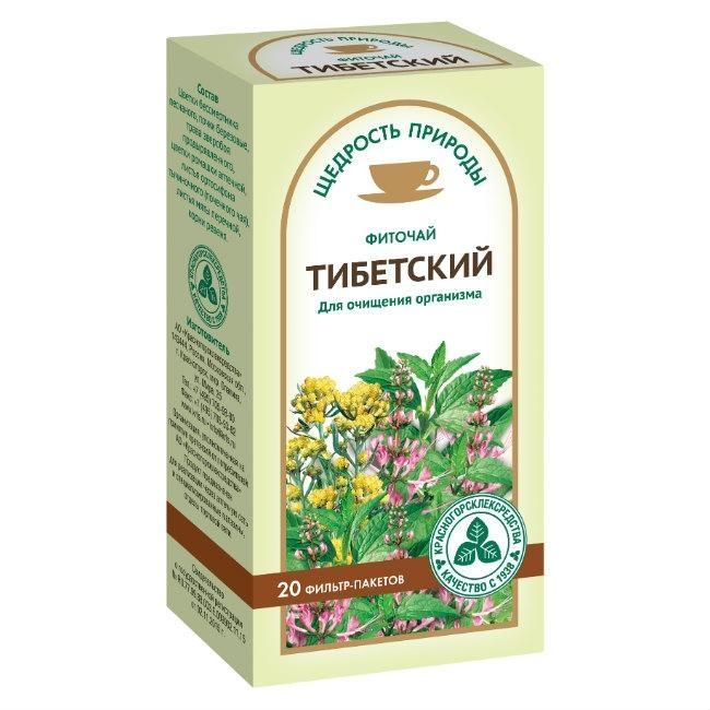 Тибетский чай надежное похудение естественным путем