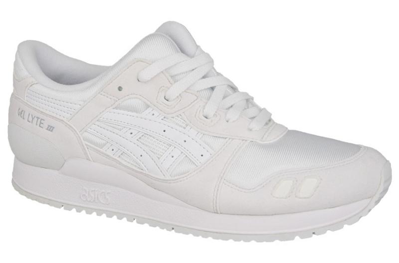 Кроссовки Asics GEL-LYTE III GS C5A4N-0101 для девочки, цвет белый ... b9911eacad5