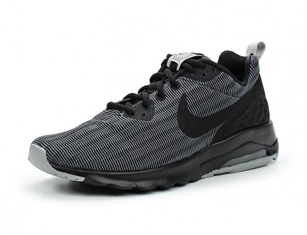93c05ab10119 Кроссовки NIKE 844895-004 Air Max Motion LW SE Shoe женские, цвет серый,