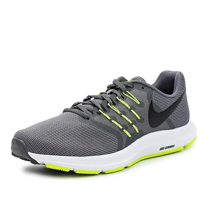 1e13a2d4 Кроссовки NIKE 908989-007 Run Swift Running Shoe мужские, цвет темно-серый,