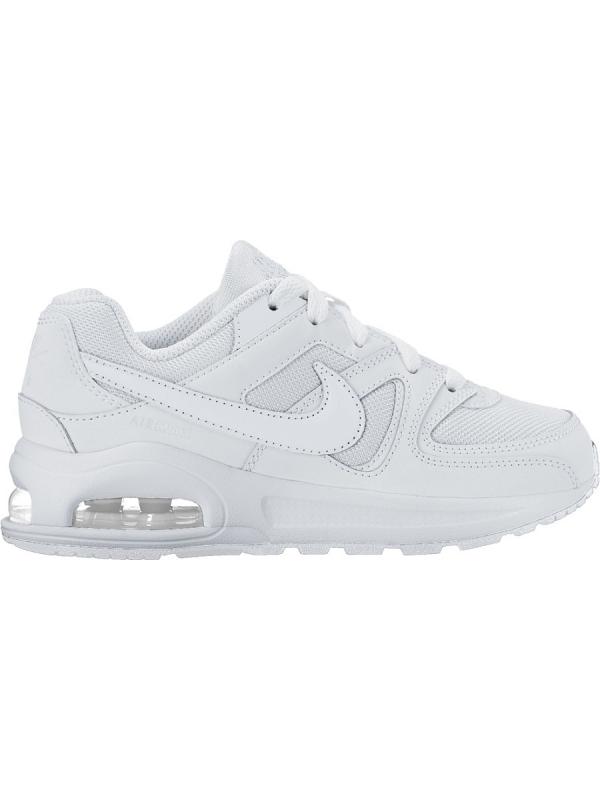 87e1a291 Кроссовки Nike AIR MAX COMMAND 844347-101 для девочки, цвет белый, рус.