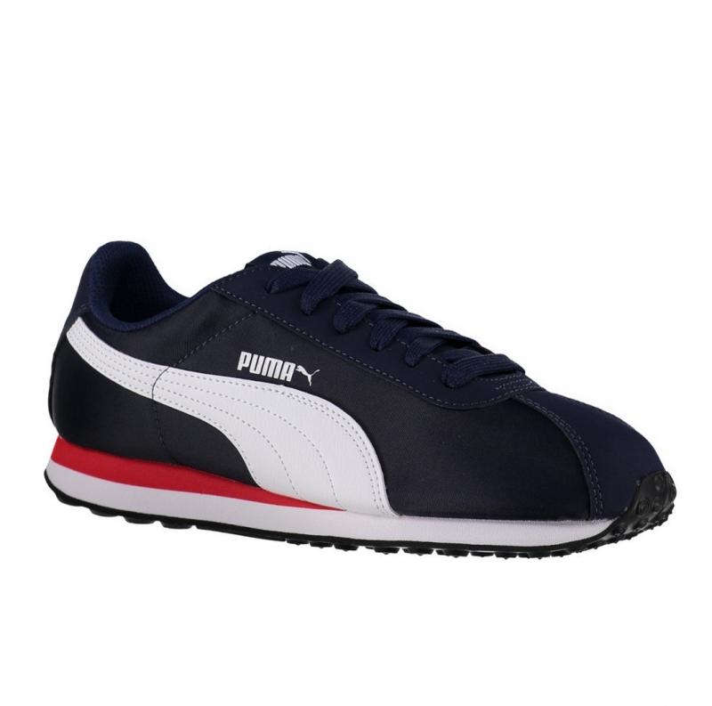 Кроссовки PUMA 36216713 Turin NL мужские, цвет темно-синий, размер 41  Изображение 1 0190e89355b