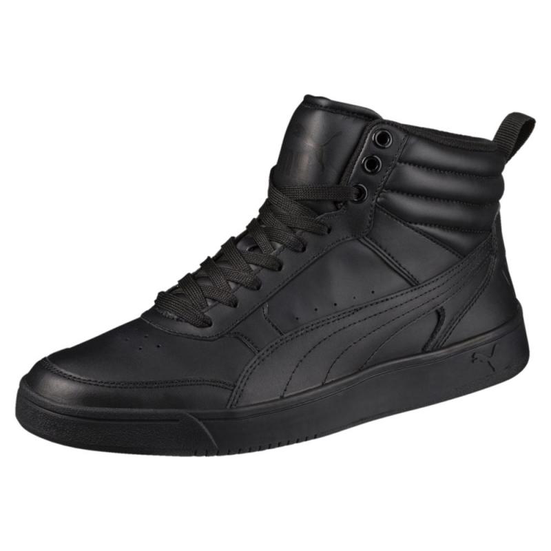 Кроссовки PUMA 36371601 Rebound Street v2 L мужские, цвет черный, размер 41  Изображение 1 026696d013e