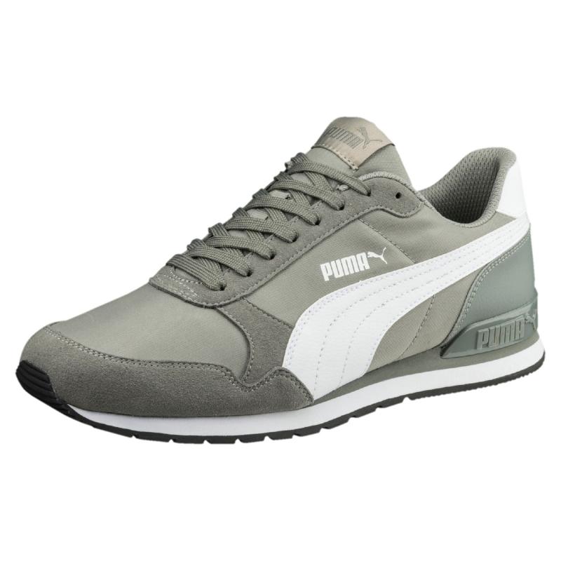 Кроссовки PUMA 36527802 ST Runner v2 NL мужские, цвет серый, размер 41  Изображение 1 77d019ab6d2