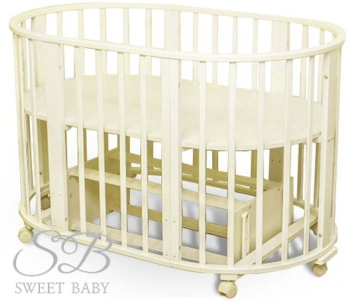 Схема сборки кроватки baby 825
