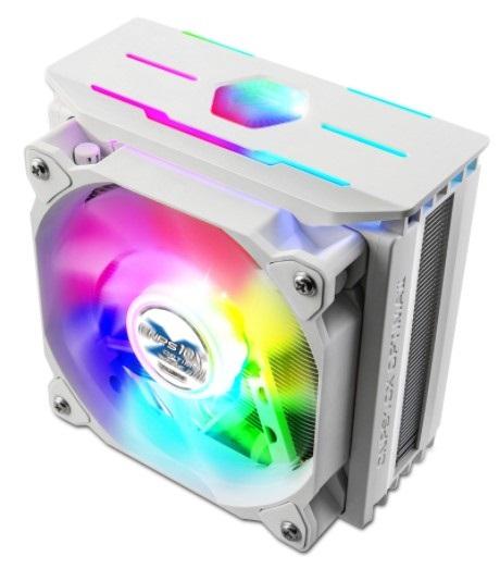 Кулер для процессора Zalman CNPS10X OPTIMA II White RGB — купить в интернет-магазине ОНЛАЙН ТРЕЙД.РУ