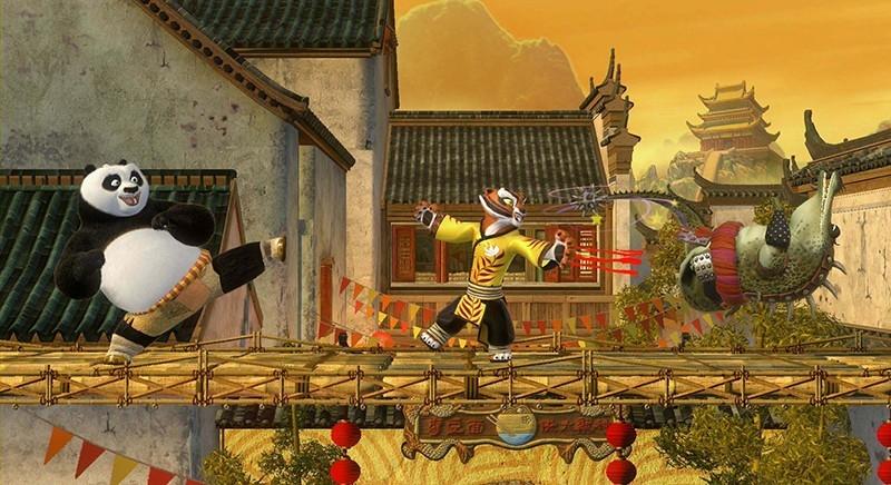 Игра Кунг Фу Панда 3 Скачать Торрент - фото 3