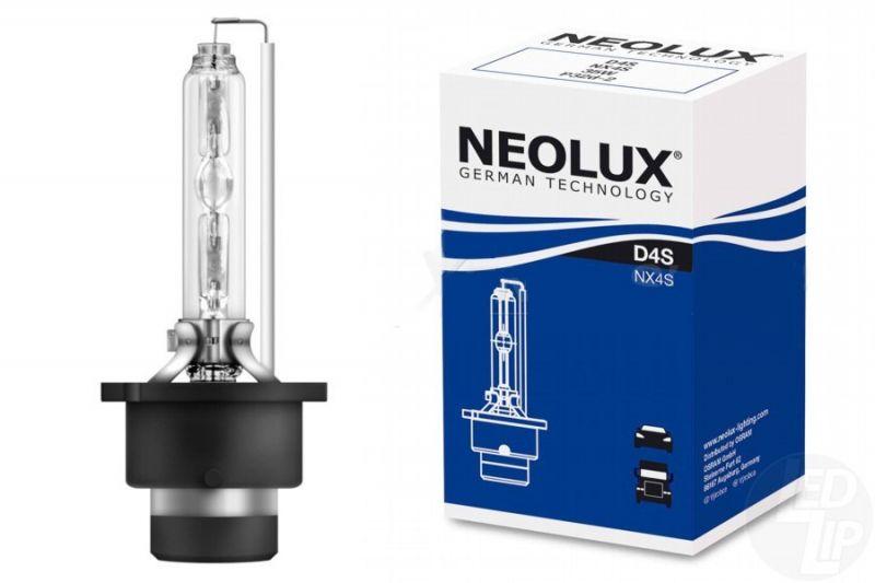 Лампа Neolux D4S 42V-35W P32d-5 4500K, 1 шт, D4S-NX4S- купить по выгодной цене в интернет-магазине ОНЛАЙН ТРЕЙД.РУ Тула