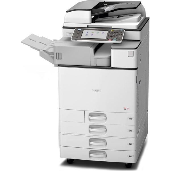МФУ RICOH MP C2011SP (полноцветный сетевой копир А3/принтер/сканер/дуплекс/ARDF)