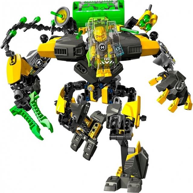 фото роботы из лего