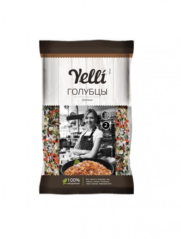 Ленивые голубцы Yelli, 100 гр. — купить в интернет-магазине ОНЛАЙН ТРЕЙД.РУ